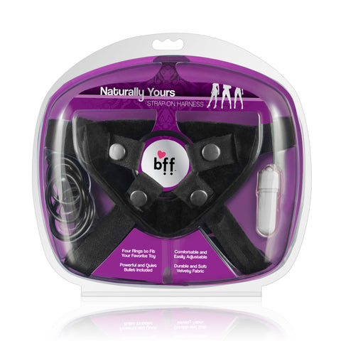 BFF Naturally Yours Strap On Harness