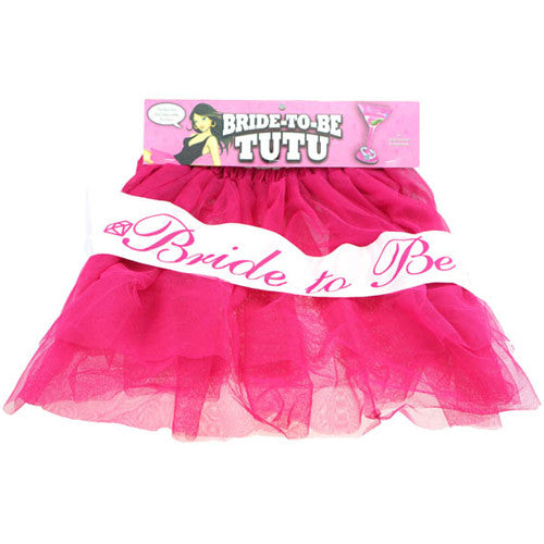 Bride-To-Be Tutu