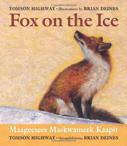 Fox On The Ice