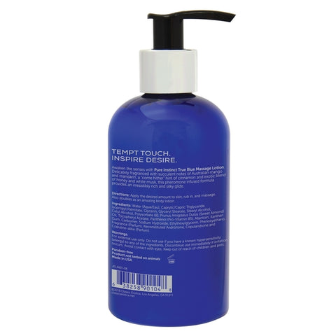 Pure Instinct Pheromone Massage & Body Lotion