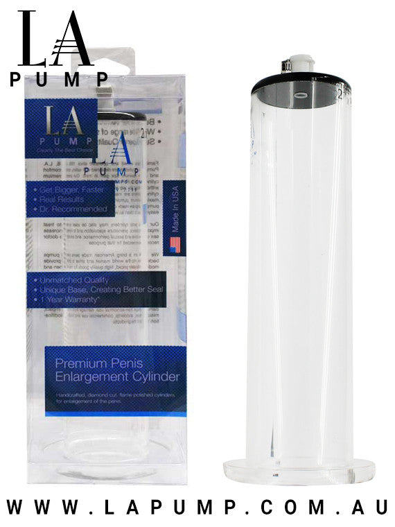LA Pump Regular Cylinder 10""