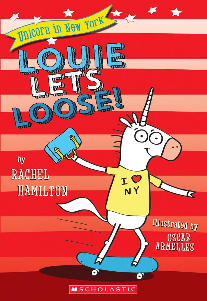 Unicorn in New York: Louie Lets Loose