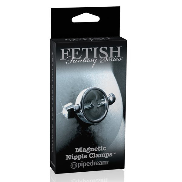 Fetish Fantasy Magnetic Nipple Clamps
