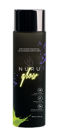 Nuru Glow Massage Gel 12oz