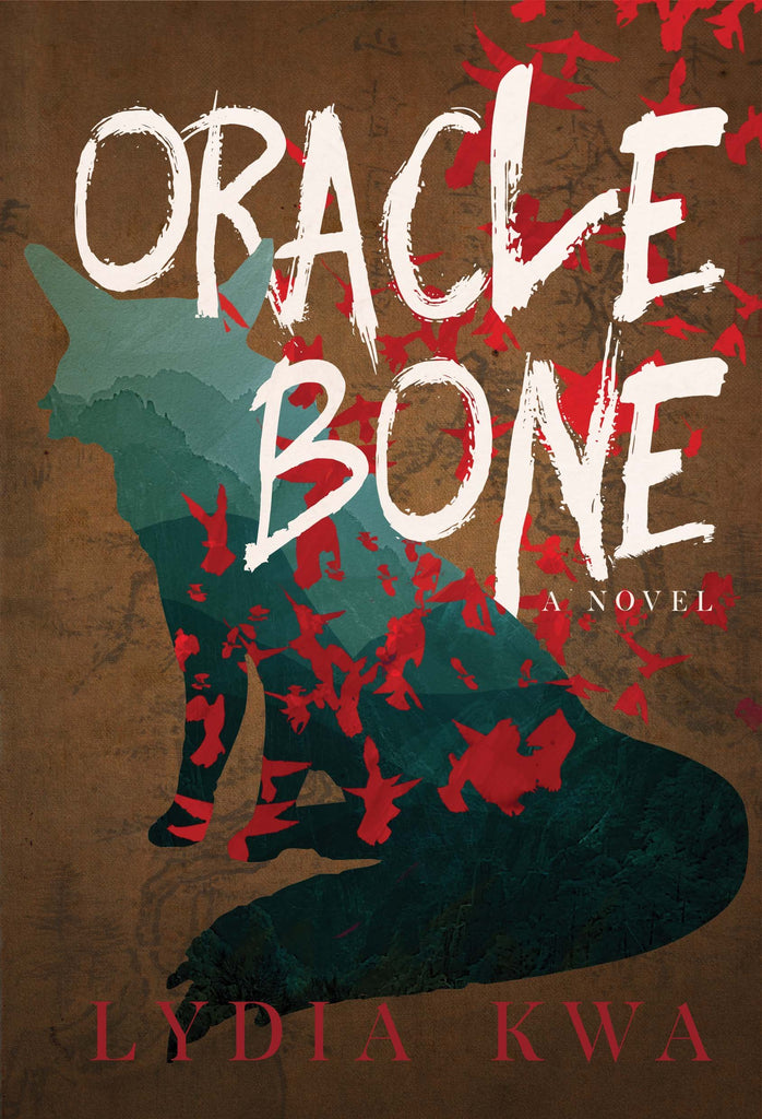 Oracle Bone: A Novel