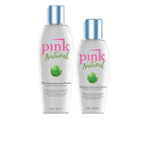Pink Natural Water-Based Lubricant