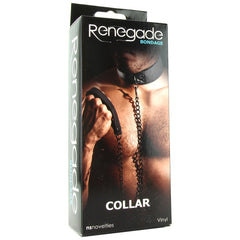 Renegade Bondage Collar