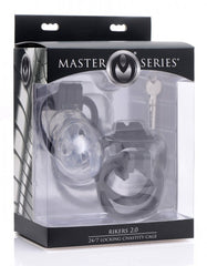 Master Series Rikers 2.0 Chastity Cage