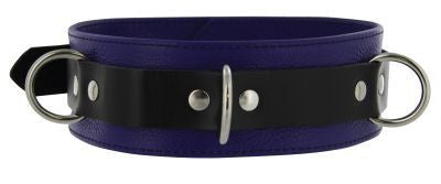Strict Leather Deluxe Locking Leather Collar