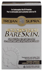 Trojan BareSkin Non-Latex Condoms