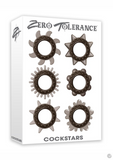 Zero Tolerance Cockstars Cock Rings