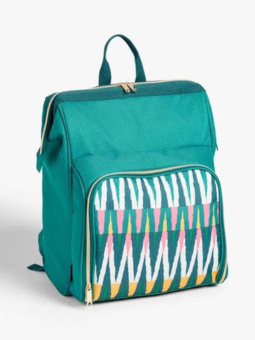 Cute backpack cooler for picnics or the beach