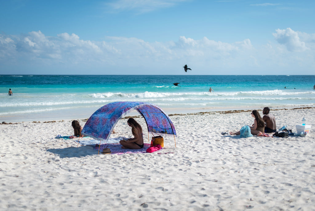 Suniela Beach best shade tent for travel