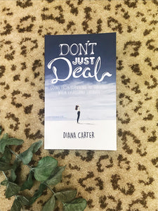 """Don't Just Deal"" book review"