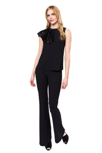 Haven black noir blouse
