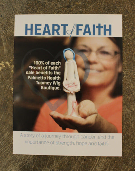 Heart of Faith figurine