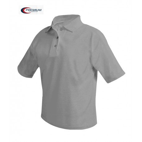 Men's Plus Pique Polo Shirt