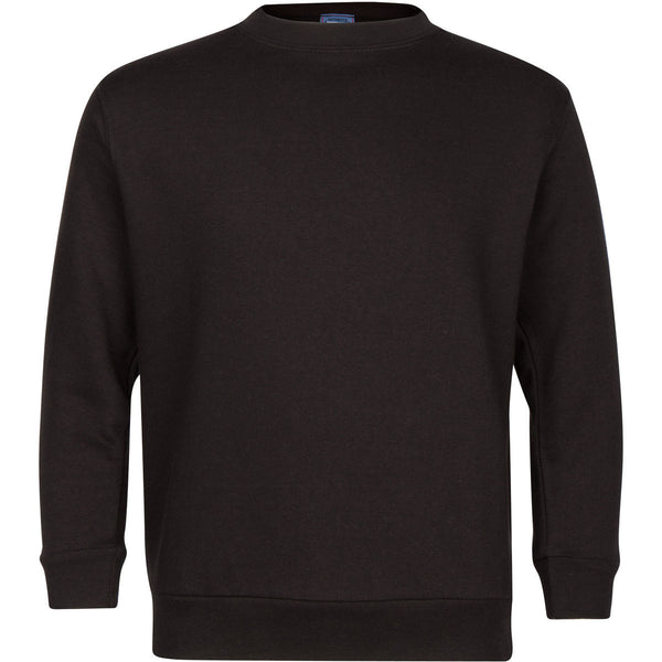 Boys Warm Crewneck Fleece In-Lined  Sweater Sweartshirt