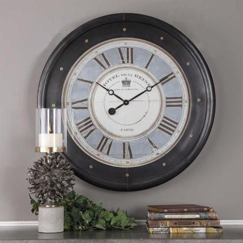 "31"" Jayden Wall Clock"