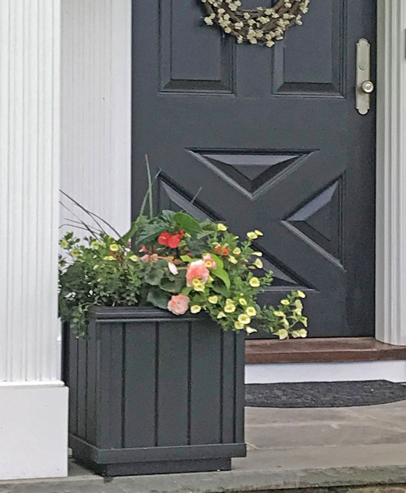 Rockport Square Planters by Walpole Outdoors