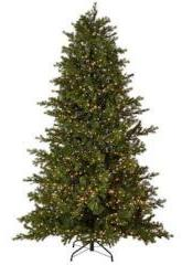 7.5' LED Pre-lit Artificial Christmas Tree
