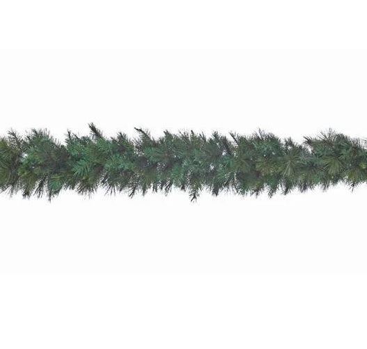 9' Artificial Anchorage Fir Garland