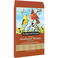 20 lb. Sunflower Hearts Bird Seed