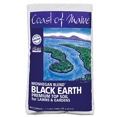 Premium Top Soil Monhegan Blend by Coast of Maine