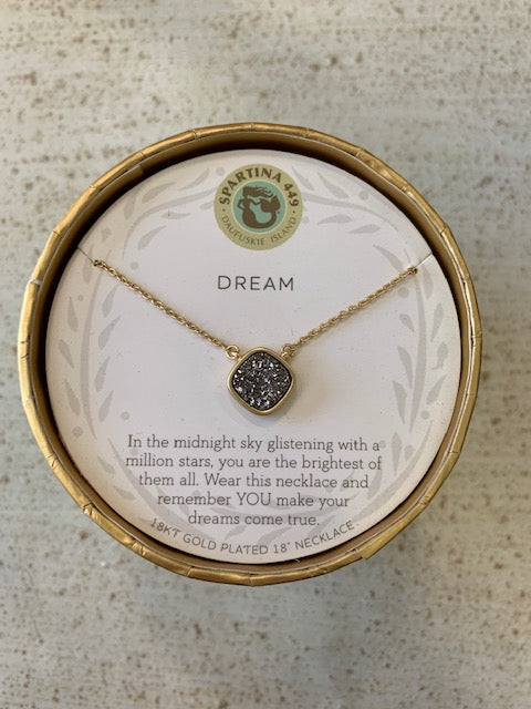 Spartina Dream Earrings and Necklace