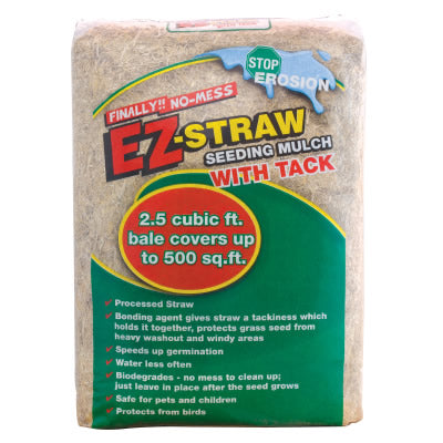 EZ Straw Seeding Mulch by Rhino