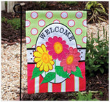 Decorative Garden Flag starting at