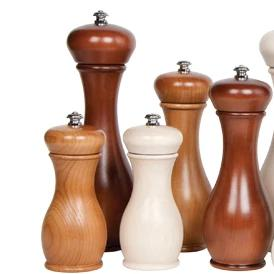 Wooden Salt & Pepper Mills