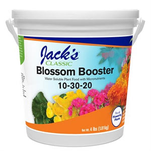 Jack's Classic Blossom Booster Plant Food