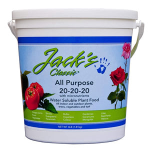 Jack's Classic All Purpose Plant Food
