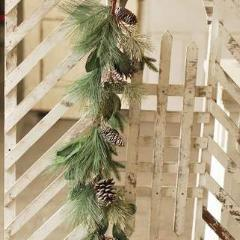 5' Revelry Pine Artificial Garland