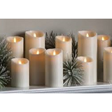 "5"" Flameless Pillar Candle by Liown"