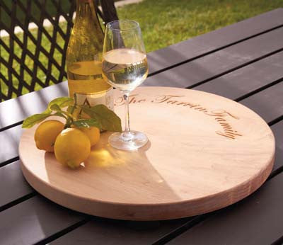 Custom Wooden Serving or Carving Boards