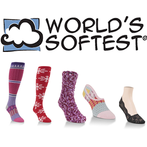 World's Softest Socks starting at