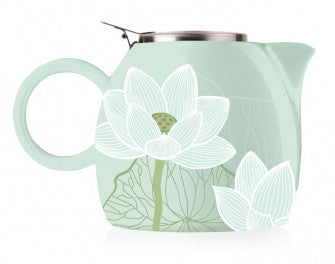 Lotus Teapot by Tea Forte