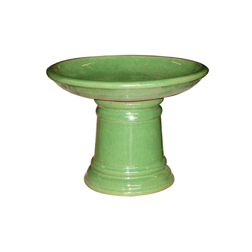 "11"" Tabletop Bird Bath"