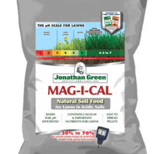 Mag-i-Cal Lime for Acidic Lawns by Jonathan Green