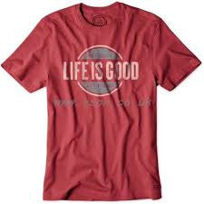 Select Life is Good Shirts