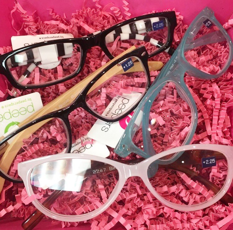 Reading Glasses by Peepers