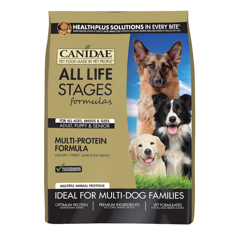 Canidae Dog Food 15lb. bag