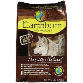 Dog Food:  Earthborn Holistic 5 lb. bag