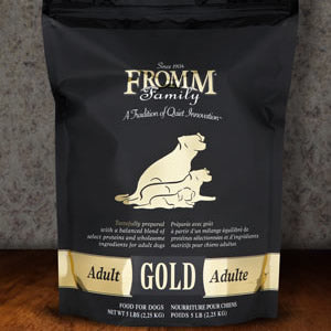 Fromm Gold Adult Dog Food 15 lb. bag