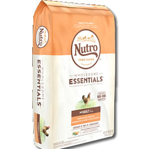 Nutro Dog Food 30lb. bag