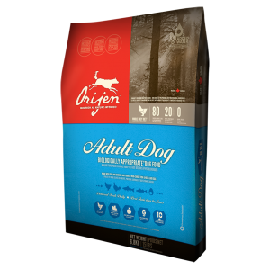 Dog Food:  Orijen Adult Chicken 5 lb. bag