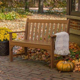 "48"" Vineyard Bench by Polywood"