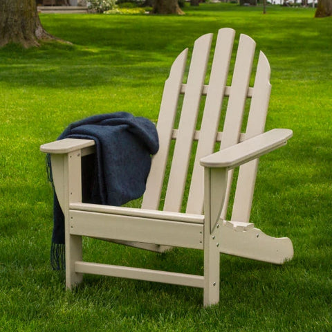 Classic Adirondack Chair by Polywood